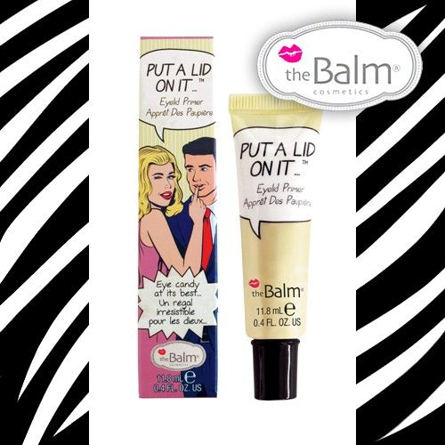 TheBalm Put a Lid On It