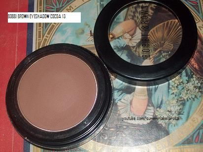 Bobbi brown eyeshadow in cocoa reviews photos makeupalley for Bobbi brown beach soap