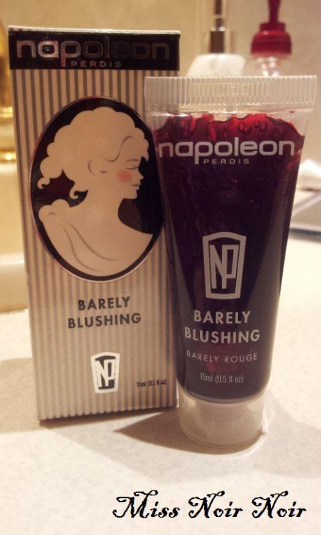 Napoleon Perdis Barely Blushing