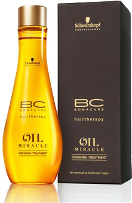 Schwarzkopf Bc Bonacure Hair Therapy Oil Miracle Reviews