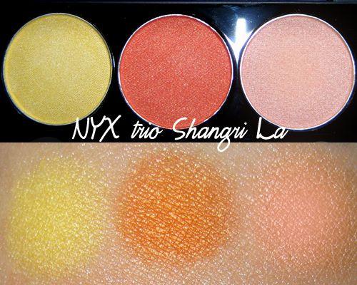 NYX Trio TS37 - Shangri-La