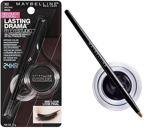 Maybelline Eyestudio Lasting Drama Gel Eyeliner (All Shades)
