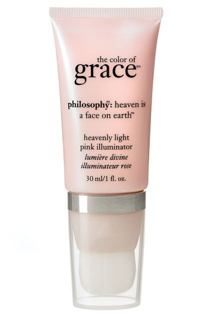 Philosophy heavenly light pink illuminator