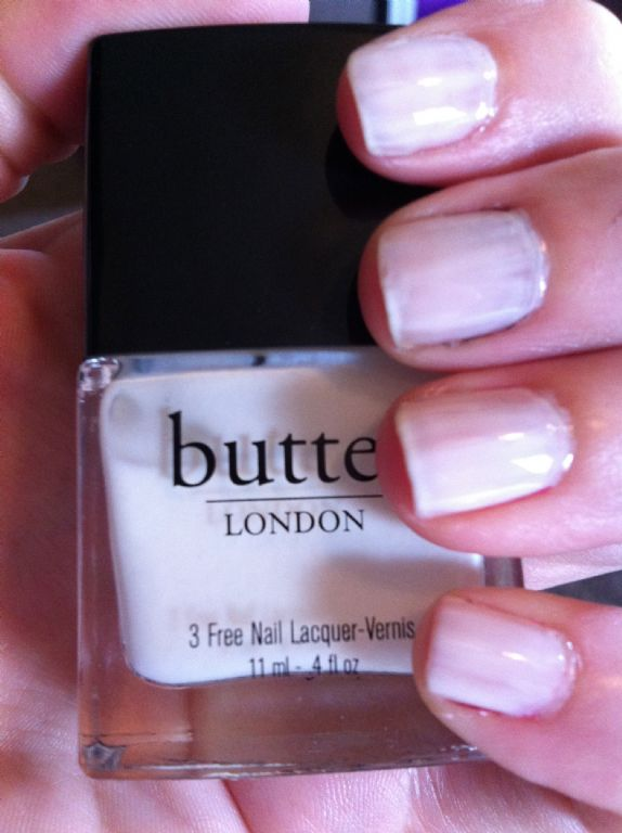 Butter London Cream Tea