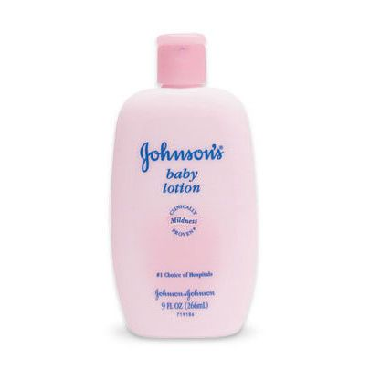 Johnson & Johnson Baby Cream