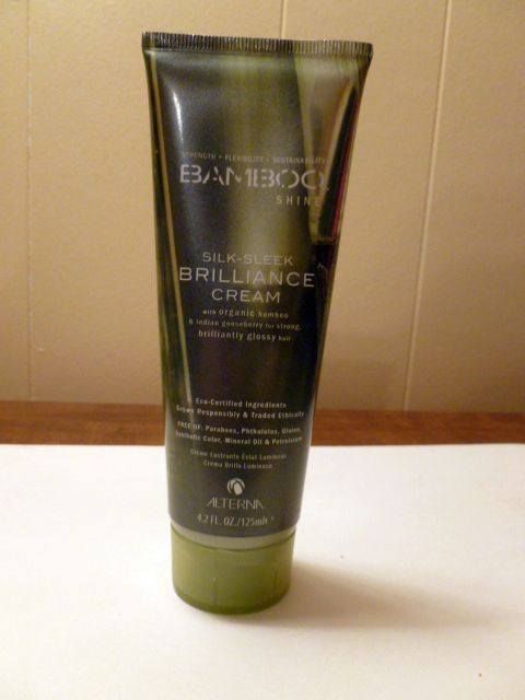 Alterna Bamboo Silk-Sleek Brillance Cream