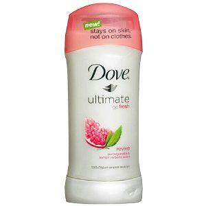 Dove Go Fresh - Pomegranate & Lemon Verbena Scent