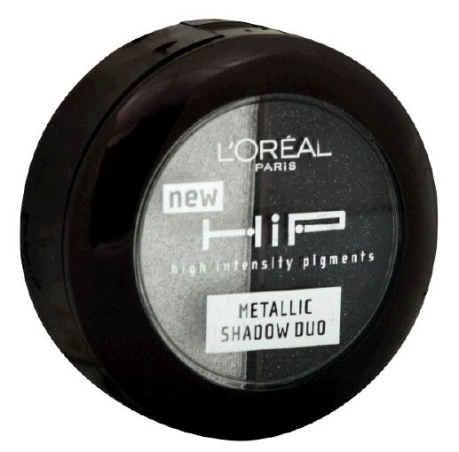 L'Oreal HiP Metallic Duo - Platinum