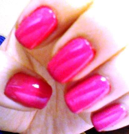 Rimmel 330 Posh Pink