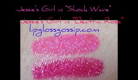 Jesse's Girl Liquid Glass Lip Gloss