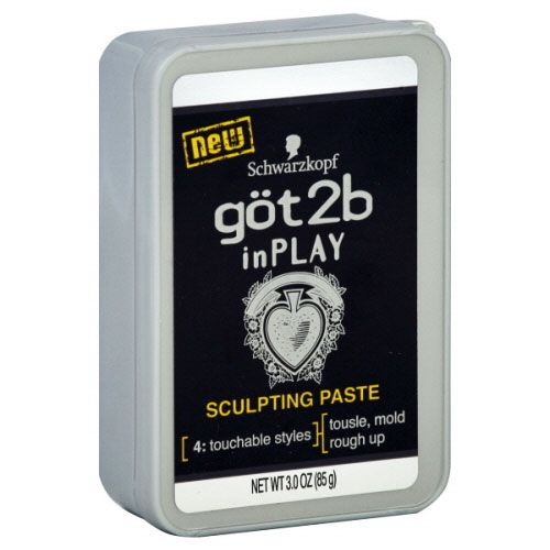 Got2B In Play sculpting paste