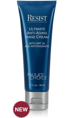 Paula's Choice RESIST Ultimate Anti-Aging Hand Cream SPF 30