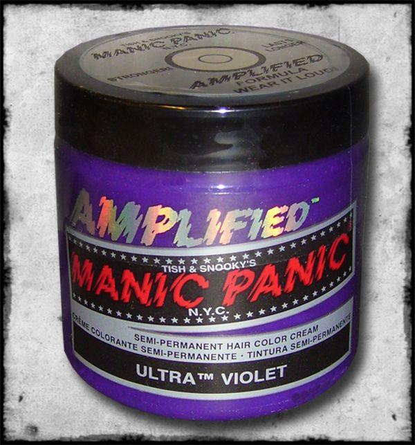 Manic Panic Ultra Violet
