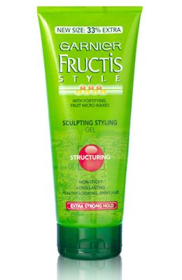 Garnier Fructis Sculpting Styling Gel - Structuring