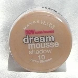 Maybelline Dream Mousse Shadow - Ivory Illusion