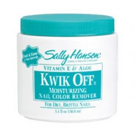 Sally Hansen Kwik Off Moisturizing Nail Color Remover