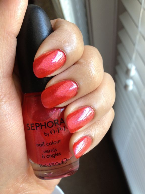 Sephora  Sephora by OPI - Go With The Flow-er