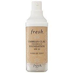 Fresh Umbrian Clay Freshface Foundation