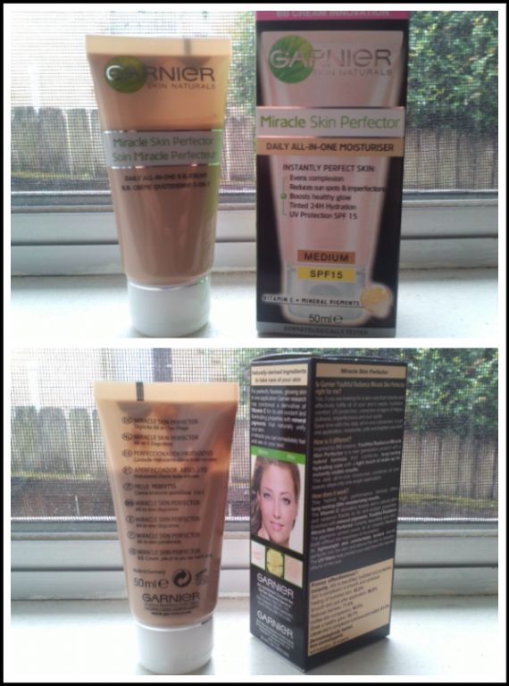Garnier BB Cream Miracle Skin Perfector - Medium/Deep