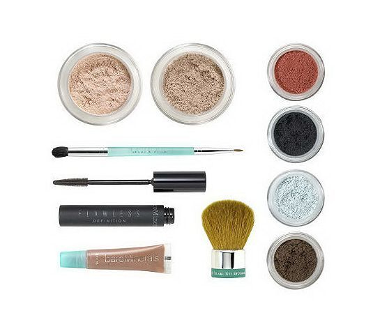 Bare Escentuals Bare Minerals Sea Yourself SPF Mineral Collection