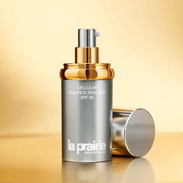 La Prairie cellular radiance emulsion
