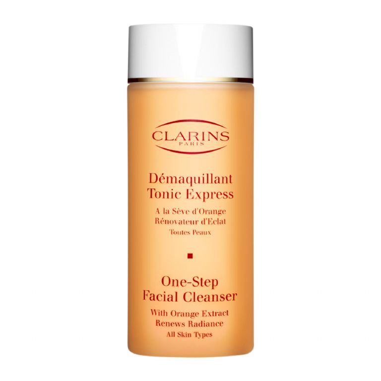 Clarins One-Step Facial Cleanser (with Orange extract) reviews, photos ...