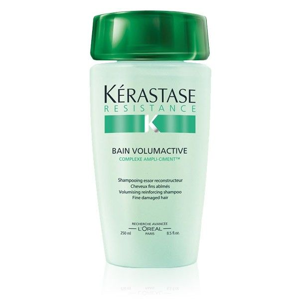 Kerastase Bain Volumactive Shampoo Reviews Photos