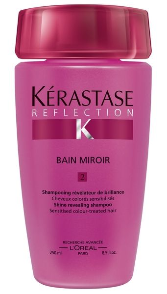 Kerastase bain miroir 2 shine revealing shampoo reviews for Bain miroir shampoo