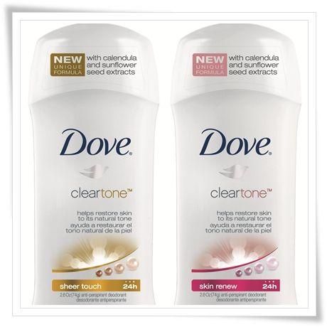 Dove Clear Tone Skin Renew Anti-Perspirant Deodorant