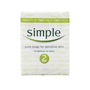 Simple Pure Soap for Sensitve Skin
