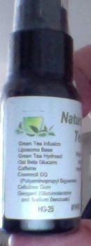 Garden of Wisdom Natural Majik Green Tea HydraGel