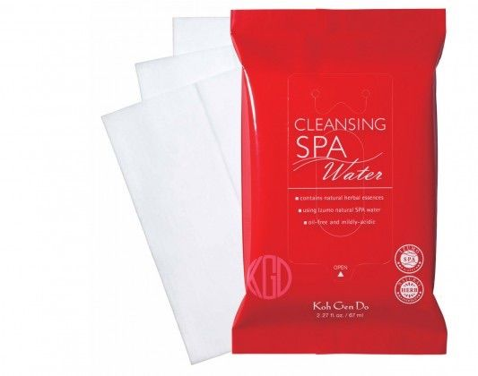 Koh Gen Do Cleansing Spa Water Cloth