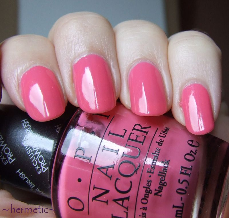 Opi Elephantastic Pink Reviews Photos Makeupalley