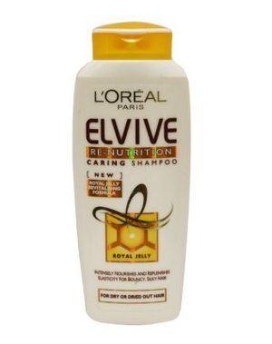 L'Oreal Elvive Re-Nutrition Nourishing Shampoo