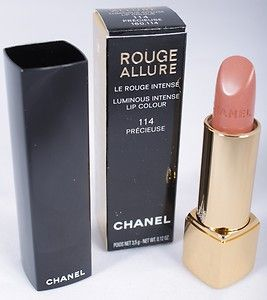 Chanel Rouge Allure in Precieuse 114