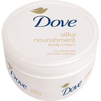 Dove Body Silk