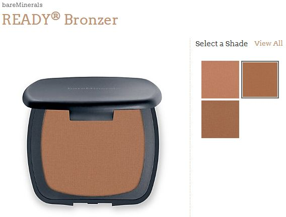 Bare Escentuals Ready Bronzer