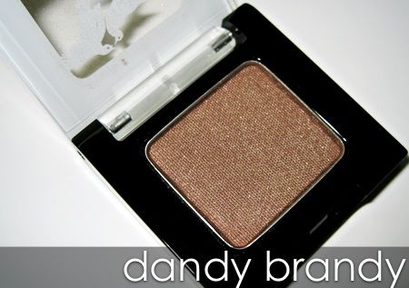 BeneFit Cosmetics Velvet Eyeshadow - Dandy Brandy