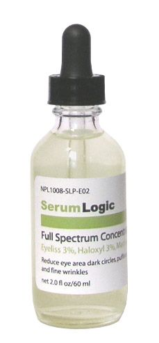 SerumLogic Full Spectrum Concentrated Eye Serum