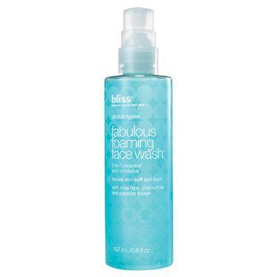 Bliss Labs Fabulous Foaming Face Wash