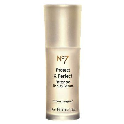 Boots  no7 Protect and Perfect beauty serum