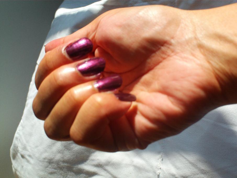 FingerPaints Plum Crazy