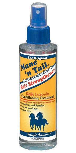 Mane 'n Tail Moisture Enriched Hair Strengthener Daily Leave-In Conditioning Treatment