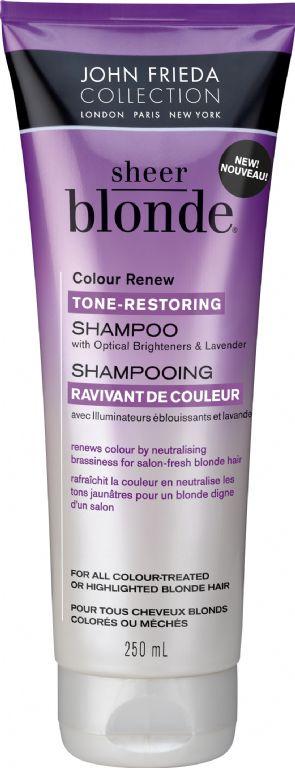 John Frieda Purple Shampoo image 1