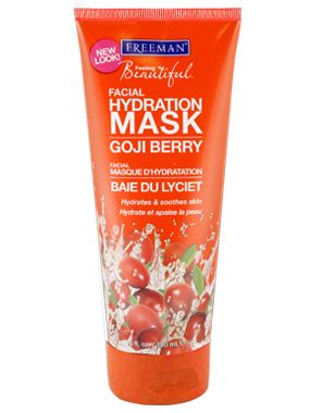 Freeman Facial Hydration Mask - Gogi Berry