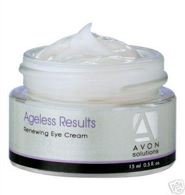 Avon Ageless Results Renewing Eye Cream