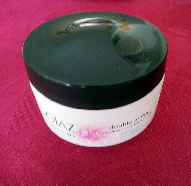 Olay Double Action Day Cream Sensitive skin