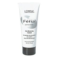 L'Oreal Feria Color Moisturizing Treatment.