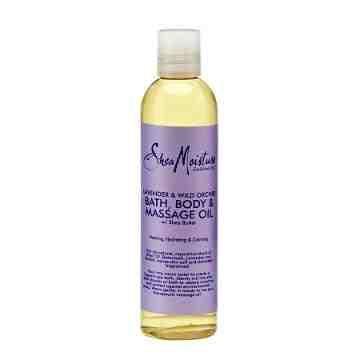Shea Moisture shea moisture lavender & wild orchid body oil
