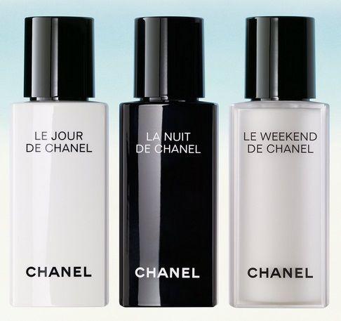 Chanel Resynchronizing Skincare